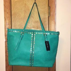 Green bag NWT